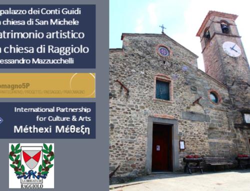 Conference in Raggiolo (Arezzo – Italy) 18-Aug-2019